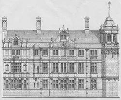 Construction Of Institue