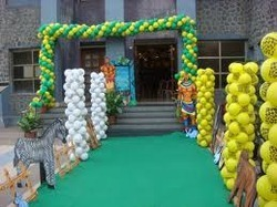 Balloon Decoration Service Provider from New Delhi, India