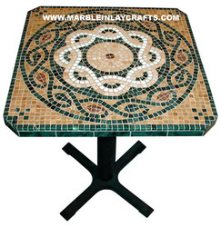 Mosaic Marble Coffee Table Top