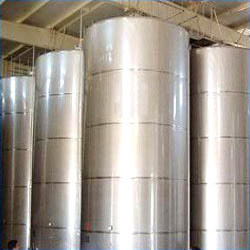 Steel Water Storage Tanks