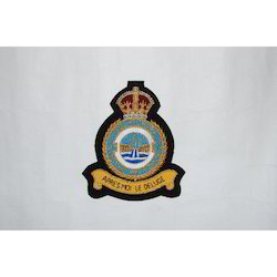 RAF 617 SQN Blazer Badge