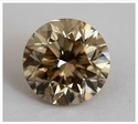 Brown Diamond C-4 Round 9.04 cts SI-2