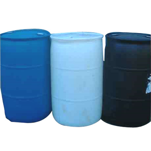 Used Plastic Barrels