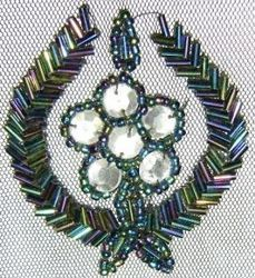 Beaded Patch BP1012