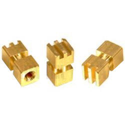 Mini Brass Turned Parts
