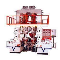 HMHDPE and LDPE Four Die Head Blown Film Plants