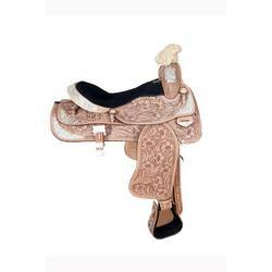 Western Show Saddle