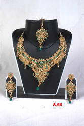 Heavy Meenakari Necklaces