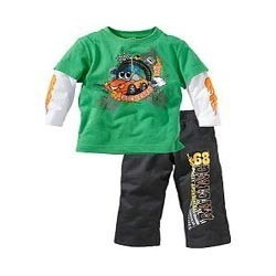Kids T-Shirts And Pant