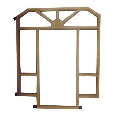 Door & Window Frames - Teak Wood Door Frames Exporter from Secunderabad