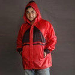 Polyester Rain Jacket