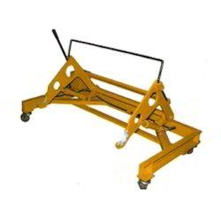 Web Offset Printing Press - Hydraulic Trolley