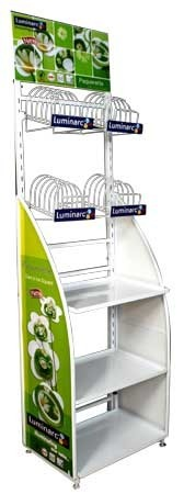 Crockery Display Stands