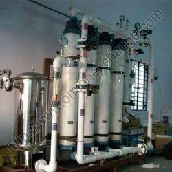 Ultra Filtration Plant Process
