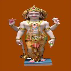 Lord Narayana Statue