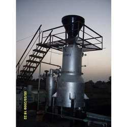 Wood Refuse Gasifier