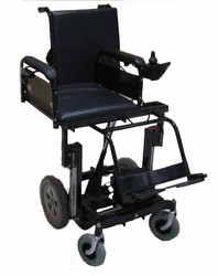 Deluxe Seat Up-Down And Sliding Motorized Wheelchair