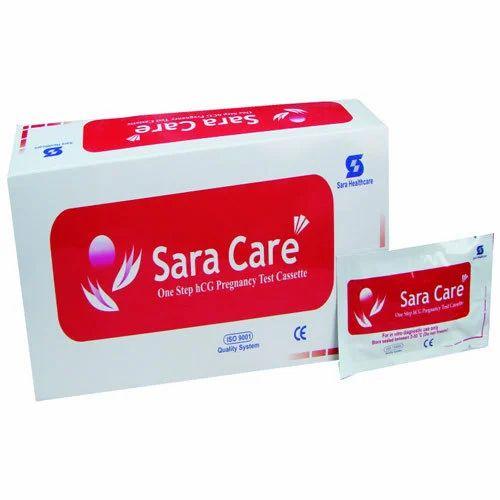 Pregnancy Test Cassette