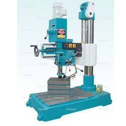 Rigid Radial Drill Machines