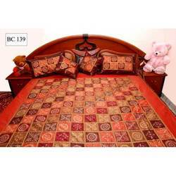 Bedsheet with Pillow Cover