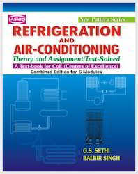 COE : Refrigeration And Air Conditioning Book