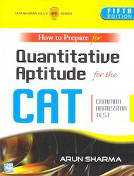 Book On How To Prepare For Quantitative Aptitude For CAT