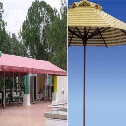 Garden & Beach Awnings