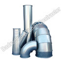 round ducting piping