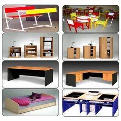 Modular School and Institution Furniture