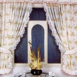 BATHROOM WINDOW CURTAINS SHELLS « Blinds, Shades, Curtains
