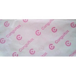 Custom Logo Printed Tissue Papers For Soap Wrapping