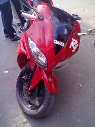Pulsar150cc Modified in Yamaha R1