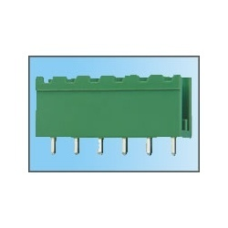 Plug In Terminal Block 5.08 MM Male Connectors