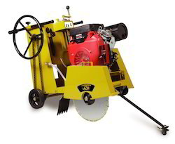 Gear Movement Concrete Cutter