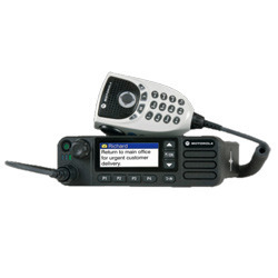 VHF/UHF Portable and Base/Mobile Radios