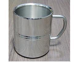 Stainless Steel DW Sober Mug