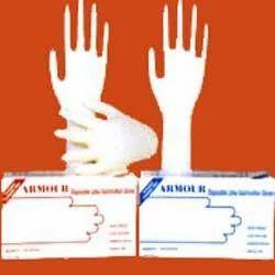 Powder Free Latex Examination Gloves