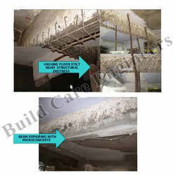 Building Structural Repair Work