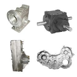 Elevator And Gear Box Casting
