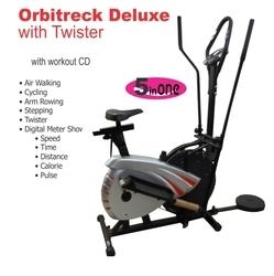 orbitrek exercise equipment orbitreck with twister manufacturer