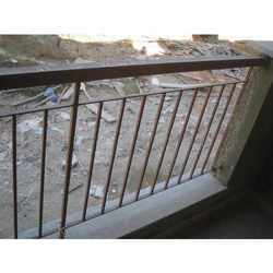 Industrial Railings