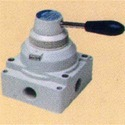 Four Way Disc Rotary Valve