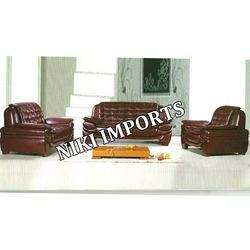 Designer Sofa Set - Rexine