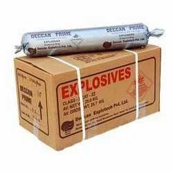 Permitted Small Diameter Slurry Explosive