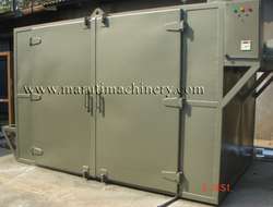 Used Tray Dryers