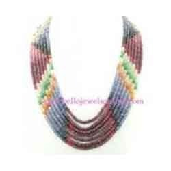 Multi Gemstone Handmade Necklaces