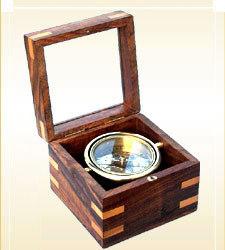 Gimbaled Ship Compass