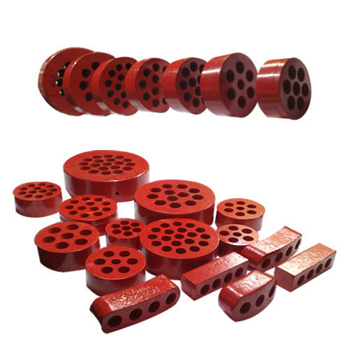 Post Tension Wedge Plate : Post tensioning prestressing equipments