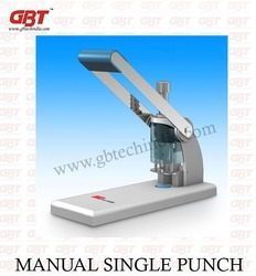 Manual Single Punch
