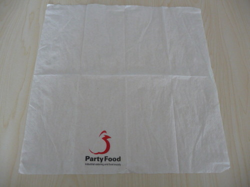 Logo Printed Tissue Papers Custom Made